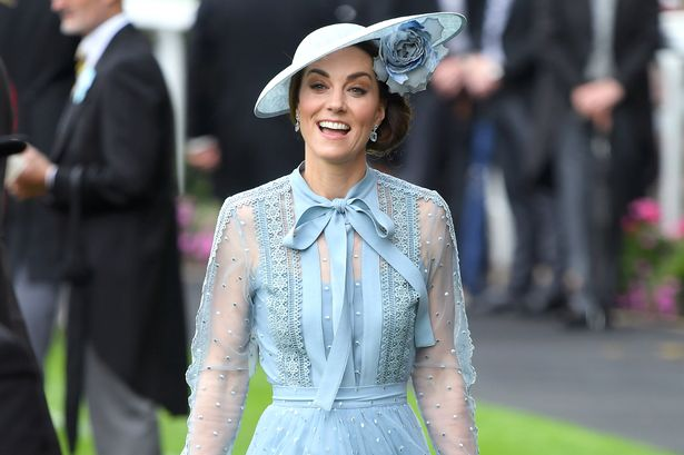"Profil – Catherina Elizabeth ""Kate"" Middleton"