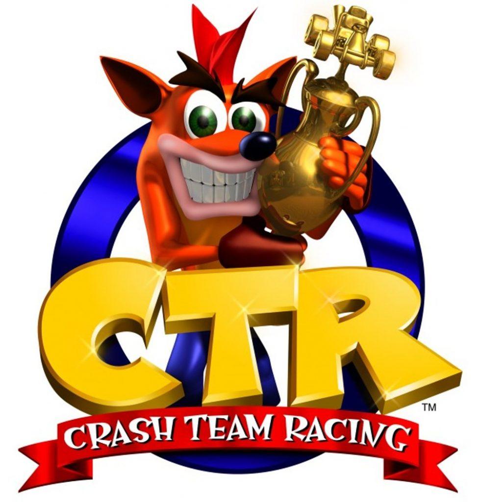 Karakter Pada Game Crash Team Racing - Nostalgia Yuk