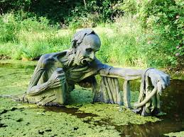 Victor's Way Indian Sculpture Park, Taman Dengan Konsep Horror Yang Mencekam