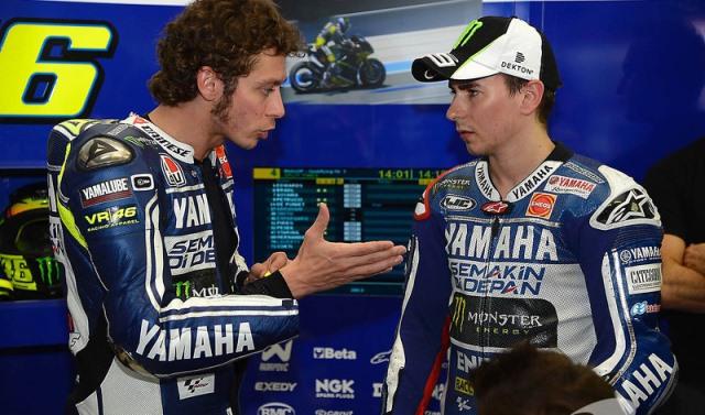Yamaha Rekrut Lorenzo Atas Desakan Valentino Rossi Untuk MotoGP tahun 2020