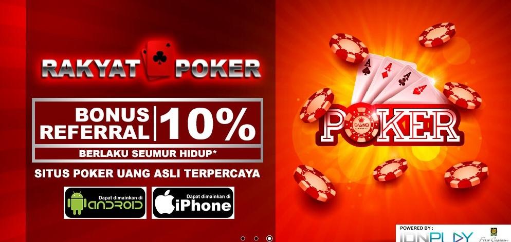 Tempat Bermain Judi Poker Online Terbaik