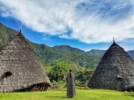 6 Desa Tertinggi di Indonesia Dengan Pemandangan Yang Apik